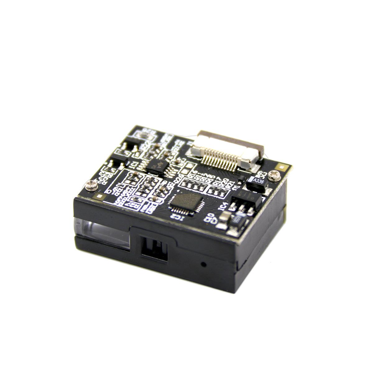 VM1300 一维嵌入式红光条码扫码模组 手机屏幕条形码扫描模块引擎