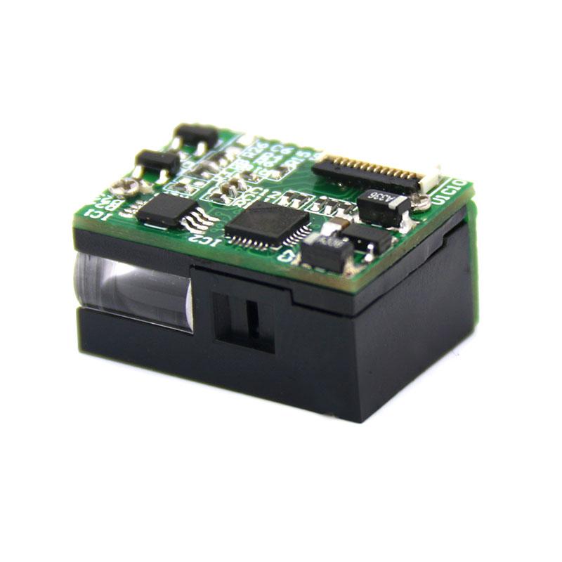 VM1500一维条码识读引擎 红光扫描模块 嵌入式一维条形码模组