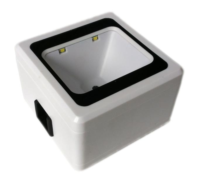 VP8600二维条码扫描平台大广角支付盒子