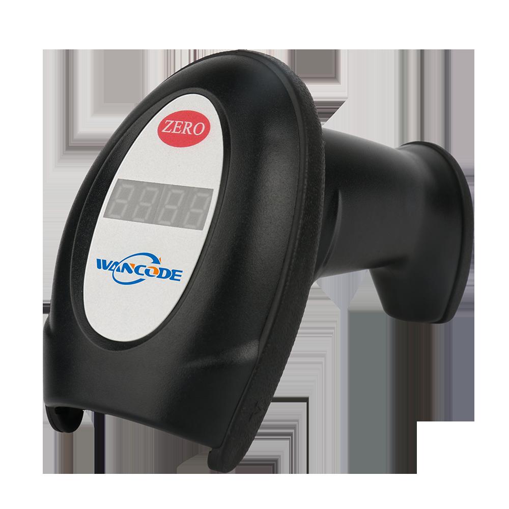 VS2601N【计数】手持式一维计数红光扫描枪 屏幕条码扫描枪