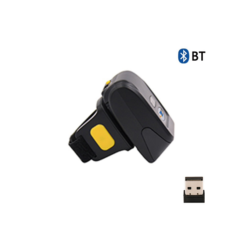 萬酷R30-2D便攜式二維影像掃描器【中配版】