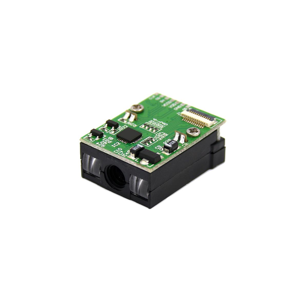 VM1400 一维嵌入式红光条码扫描模块 CCD条形码扫码模组引擎
